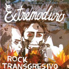 Caratula Frontal de Extremoduro - Rock Transgresivo (1989)