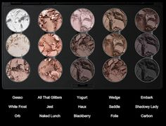 Bridal Beauty Kit: Eyeshadow  Wedding Makeup  Makeup Aritst Kit  How to build your kit!  MAC eyshadow