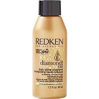 Redken - Travel Size Diamond Oil High Shine Shampoo in  #ultabeauty