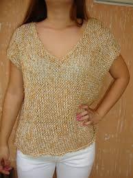 Resultado de imagem para blusa de trico