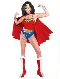 Как сделать костюм чудо женщины
