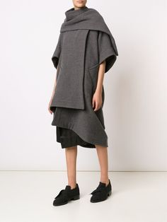 Vivienne Westwood Anglomania  Oversized-Mantel