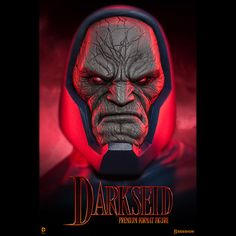 Are you ready for some Apokolips? The Darkseid Premium Format Figure is ready to rule over all your other collectibles.  He's battled the whole Justice League and conquered Earth-2, but the nemesis of the New Gods wants more. He wants you. The 26-inch-tall statue features the most powerful villain