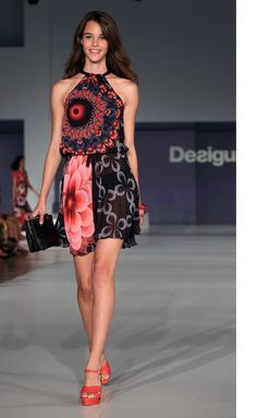 Desigual Spring 2014 - Buy it online at your size using bodi.me