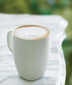 Vanilla (Soy) Latte