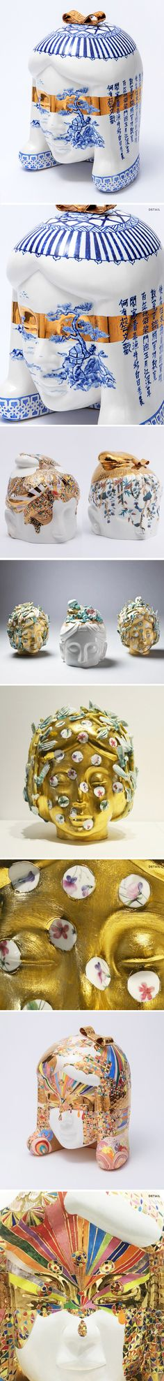 ceramics by yunhee lee
