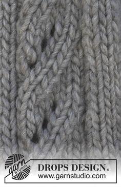 DROPS Pattern Library: Patrones con textura