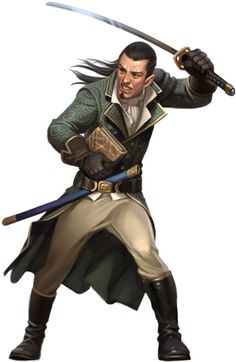 officialpaizo:  Dave Gross' characters Count Varian Jeggare and his hellspawn bodyguard Radovan are no strangers to the occult. Get a glimpse of the beginning of their journey in the latest Pathfinder Tales novel, Lord of Runes! http://goo.gl/D1hv6u