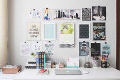 room, desk, and book resmi