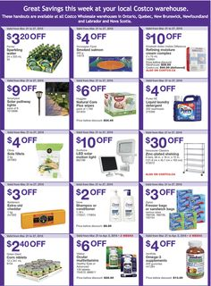 Costco Eastern Canada Coupons: Ontario, Quebec & Atlantic, Ends March 27, 2016 - costco-ont-mar-21 http://www.groceryalerts.ca/costco-eastern-canada-coupons-ontario-quebec-atlantic-ends-march-27-2016/