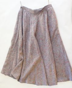 Vintage 70s80s Jaeger London Wool Skirt by SycamoreVintage on Etsy, $79.99