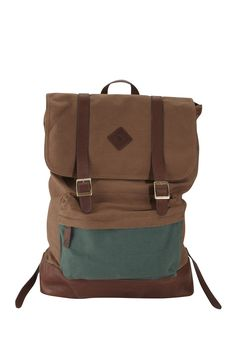 Colorblock Backpack  Backpack #ZipclosureBags #Backpacks