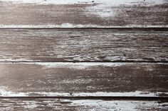 white distress wood floor - wide plank