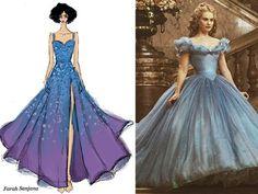 Designer Farah Sanjana Plays Fairy Godmother to #Cinderella