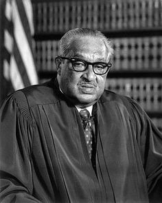 Black History Month: Thurgood Marshall, the first African-American appointed to the US Supreme Court. Served in that role from 1967 through Photo courtesy of wikicommons. Justice Mashall passed away in Black History Facts, Black History Month, Supreme Court Justices, Famous Black, Before Us, African American History, Black People, Real People, Just In Case