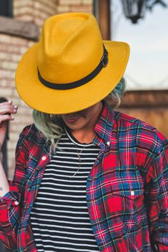 Alexis Kaiser of Alternative Indigo- in a vintage Electric West flannel