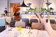 10 najlepszych restauracji Warszawy