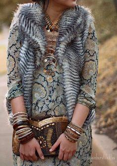 Genieria: Свободная духом на прогулке. Верхняя одежда для Яркого Натурала