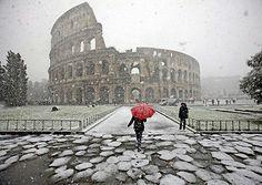 Roma en invierno