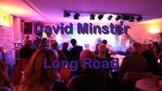 Strongly inspired by his brother-in-law 🅲🅰🅻🆅🅸🅽 🆁🆄🆂🆂🅴🅻🅻, David Minster makes the most of it and offers us Rock and Blues to the rhythms of the American Far We. Law, Brother, Blues, David
