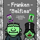 """IT'S ALIVE!  Students can create their own -Franken- """"Selfie"""" with this fun Halloween activity!    This Halloween creation includes pages with fun ..."""