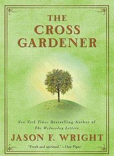 """The Cross Gardener is an exploration of loss, of grief, and of survival. It is christian fiction and, therefore, also an exploration of spirituality and God's role in the lives of believers and non-believers alike.""- an excerpt of a review from Goodreads. I'm really interested to read this one. I think I can probably relate."