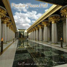 AJ Pharaoh Throne Hall
