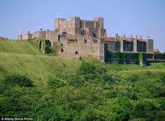 Dover Castle in Kent has been around years and is known as the 'guardian of England' Yosemite National Park, National Parks, Dover Kent, Dover Castle, John Miller, Visit Uk, Kent England, Historic Properties, English Heritage