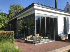 Glasschiebetüren für Terrasse - Wintergartenbauer Schmidinger Sliding Glass Door, Deck, Doors, Aluminium, Garden, Outdoor Decor, Gentleman, Home Decor, Summer Garden