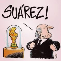 Just Suarez things! - Funny Sports - - On Sunday . World Cup Soccer Brazil 2014 The post Just Suarez things! appeared first on Gag Dad. Caricatures, Funny Facts, Funny Memes, 9gag Funny, Funny Football Memes, Soccer Humor, Soccer Stuff, Soccer World, Fifa World Cup