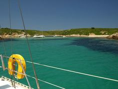 One of the Itacadventure sailing trips arround the Balearic Islands, Mediterranean Sea, Spain.