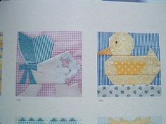 Sew Block Quilt free quilt block patterns to print Quilt Baby, Baby Quilt Patterns, Paper Piecing Patterns, Patchwork Patterns, Farm Animal Quilt, Farm Quilt, Quilting Projects, Quilting Designs, Sewing Projects