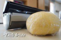La pâte brisée, la si facile Cooking Chef, Base, Beignets, Mayonnaise, Crepes, Finger Foods, Dairy, Bread, Homemade