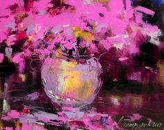 autumn flowers | The artworks | Patrushev Dmitry | Paintings | ARTPO: art for sale painting art gallery | buy paintings, art oil paintings, original art paintings