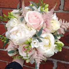Have a lovely week! Bouquet by Have a lovely week! Bouquet by Bridal Flowers, Flower Bouquet Wedding, Floral Wedding, Wedding Colors, Purple Wedding, Bride Bouquets, Floral Bouquets, Purple Bouquets, Blush Bouquet