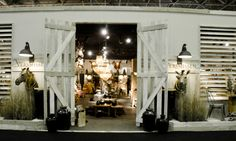 Our Booth at Maison Comming fair we present a complete new one ,come and see us.