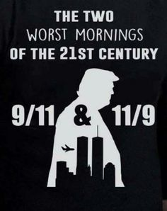 The Two Worst Mornings of the 21st Century...
