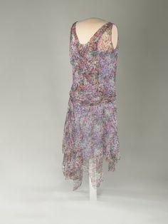 Lou Henry Hoover's Inauguration Dress