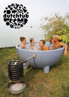 DUTCH TUB: Vasca da bagno o pentolone?! | Blog Fourshopping