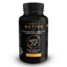 """Next Level Performance!""  Prime Active is a newly developed cutting-edge performance supplement, providing the body with a synergistic set of nutrients to optimise performance via the targeting of cellular energy production.   #Nootropics #Nootropic #Health #Supplement #Active #PrimeActive #Lifestyle #Biohacker #Biohack #Sport #Fitness #Gym #Training"