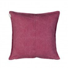 Stonewash Linen Cushion These linen pillows pair very well with our collection of vintage indigo and embroidered pillows Does not include insert. Linen Pillows, Cushions, Throw Pillows, Vintage Textiles, Indigo, Red, Shopping, Collection, Cushion