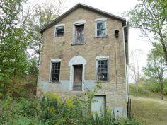 Allans Mills Ontario, ghost town