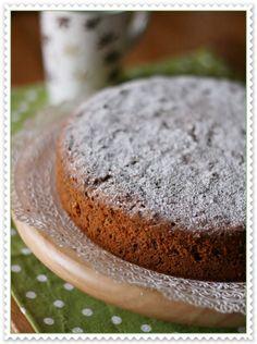 Torta Ciosota - radicchio & carrot cake from Chioggia, Italy
