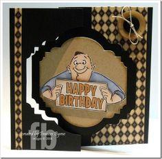 Bummer Set (4241) card by Frances Byrne - Stamp Owl