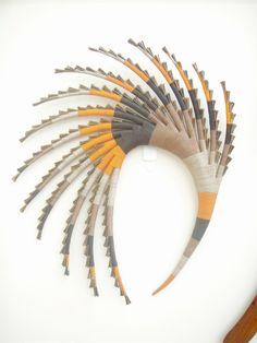 Wanderer Butterfly.2007. Pine Needles, Butterfly, Sculpture, Crochet, Art, Crafts, Crocheting, Craft Art, Kunst
