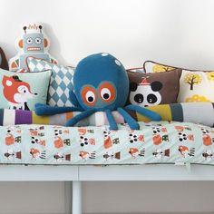 FermLiving Octopus Cushion