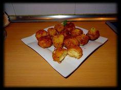 Receta de Croquetas de Cabrales Monsieur Cuisine Lidl Silvercrest - YouTube Albondigas, Tandoori Chicken, Meat, Ethnic Recipes, Yummy Yummy, Connect, Food, Youtube, Gourmet