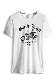 www.davidemartini.ink for Esprit / Jersey Print T-Shirt, 100% Baumwolle