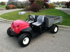 2007-Toro-Workman-e2065-2WD-Utility-Cart 1579 hours
