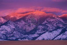 Bridger Mountains - Bozeman